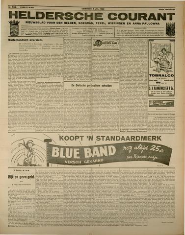Heldersche Courant 1932-07-09