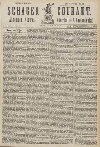 Schager Courant 1920-03-10