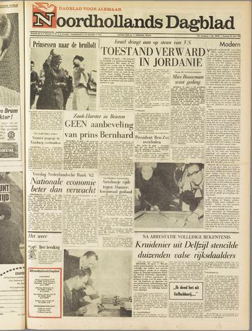 Noordhollands Dagblad : dagblad voor Alkmaar en omgeving 1963-04-23