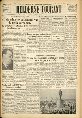 Heldersche Courant 1954-09-24