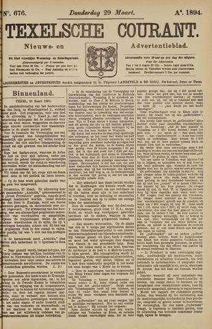 Texelsche Courant 1894-03-29