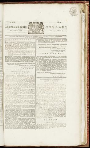 Alkmaarsche Courant 1826-01-09