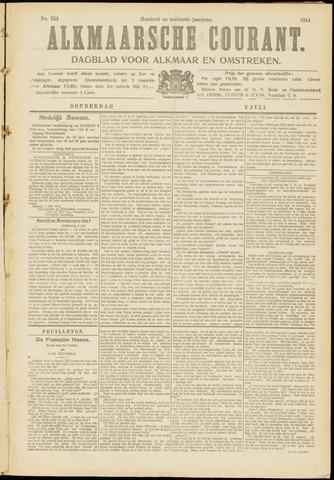 Alkmaarsche Courant 1914-07-02