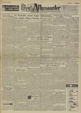 De Vrije Alkmaarder 1950-06-10