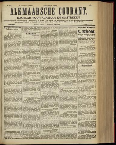 Alkmaarsche Courant 1928-08-03