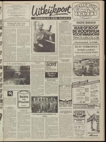 Uitkijkpost : nieuwsblad voor Heiloo e.o. 1984-04-04