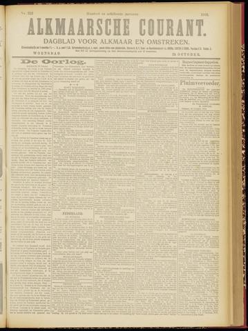 Alkmaarsche Courant 1916-10-25