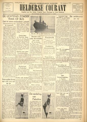 Heldersche Courant 1947-10-18