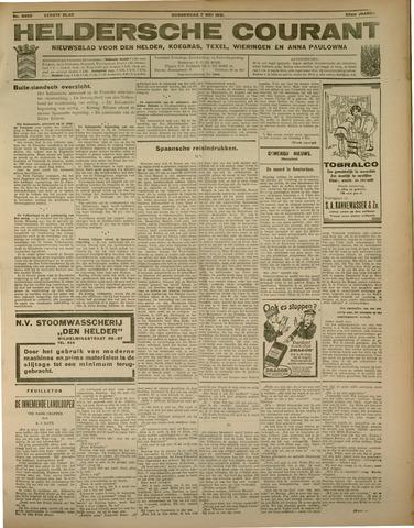 Heldersche Courant 1931-05-07