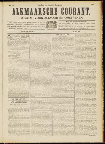 Alkmaarsche Courant 1910-06-16
