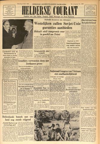Heldersche Courant 1953-10-17