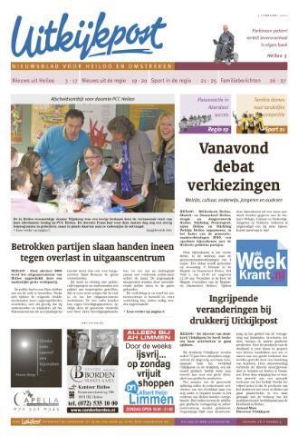 Uitkijkpost : nieuwsblad voor Heiloo e.o. 2010-02-03
