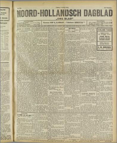 Ons Blad : katholiek nieuwsblad voor N-H 1922-10-06