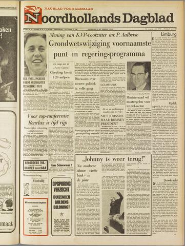 Noordhollands Dagblad : dagblad voor Alkmaar en omgeving 1967-04-11