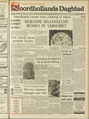 Noordhollands Dagblad : dagblad voor Alkmaar en omgeving 1968-09-23