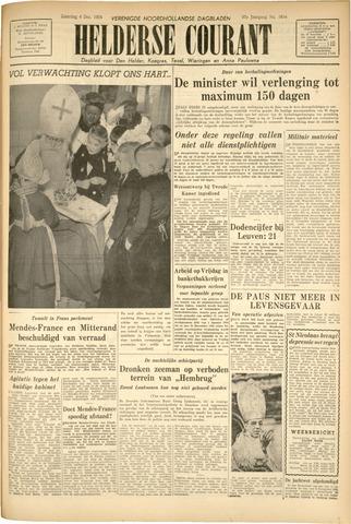 Heldersche Courant 1954-12-04