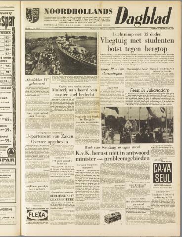 Noordhollands Dagblad : dagblad voor Alkmaar en omgeving 1959-08-20