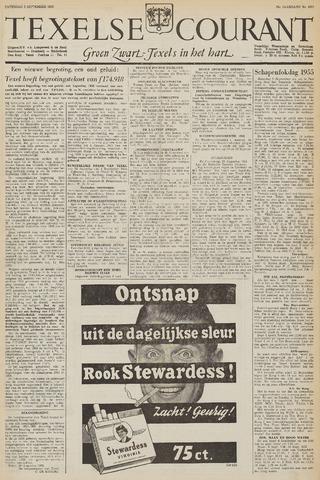 Texelsche Courant 1955-09-03