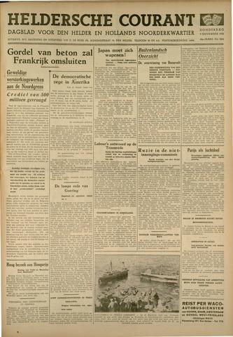 Heldersche Courant 1936-11-05