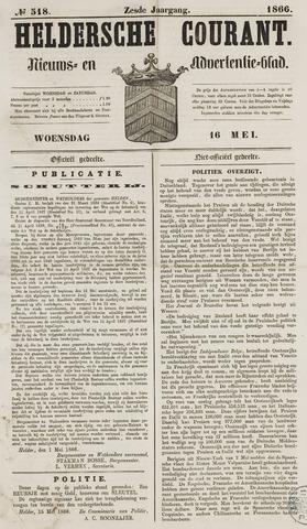 Heldersche Courant 1866-05-16