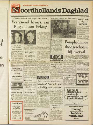 Noordhollands Dagblad : dagblad voor Alkmaar en omgeving 1969-09-12