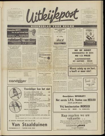 Uitkijkpost : nieuwsblad voor Heiloo e.o. 1973-01-24