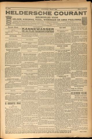 Heldersche Courant 1928-03-01