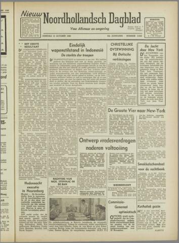 Nieuw Noordhollandsch Dagblad : voor Alkmaar en omgeving 1946-10-15