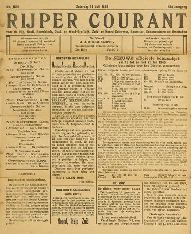 Rijper Courant 1945-07-14