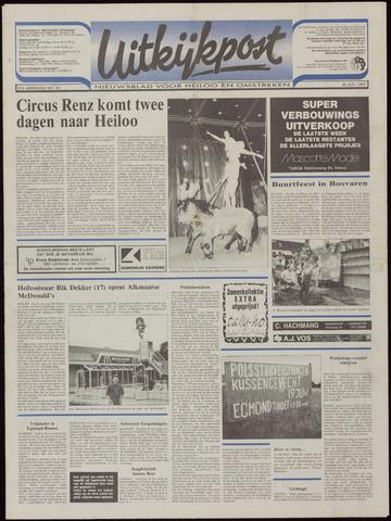 Uitkijkpost : nieuwsblad voor Heiloo e.o. 1992-07-22