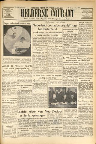 Heldersche Courant 1952-04-01