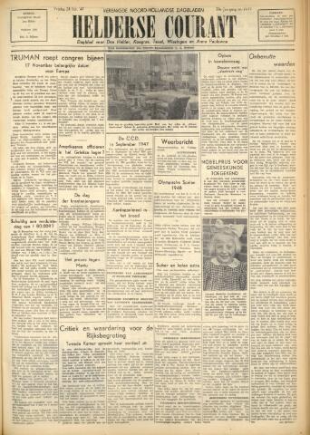 Heldersche Courant 1947-10-24