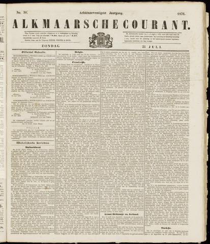 Alkmaarsche Courant 1876-07-23
