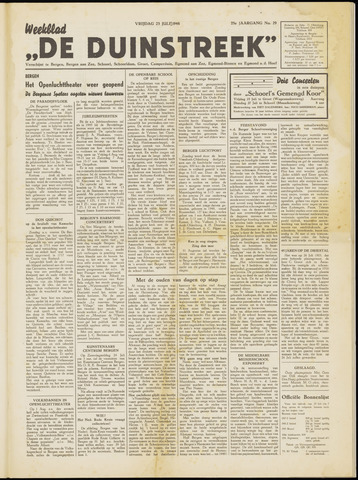 De Duinstreek 1948-07-23