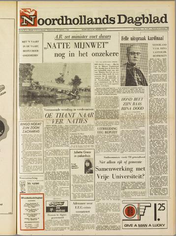 Noordhollands Dagblad : dagblad voor Alkmaar en omgeving 1965-09-15