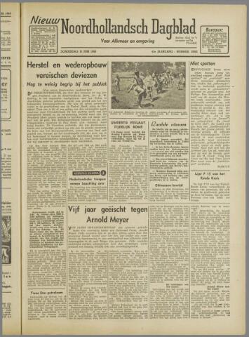 Nieuw Noordhollandsch Dagblad : voor Alkmaar en omgeving 1946-06-13