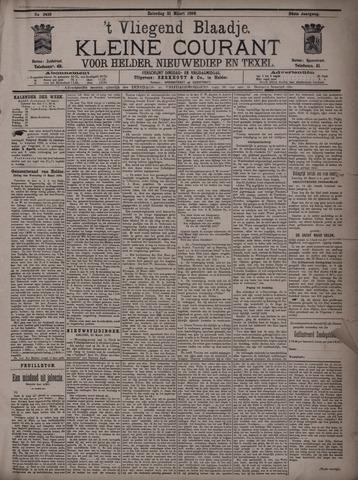 Vliegend blaadje : nieuws- en advertentiebode voor Den Helder 1896-03-21