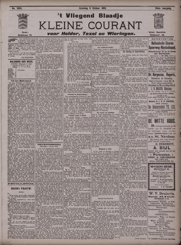 Vliegend blaadje : nieuws- en advertentiebode voor Den Helder 1900-10-06