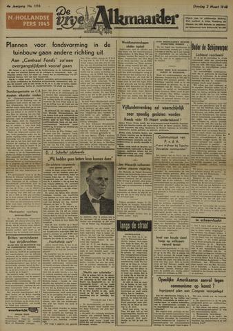 De Vrije Alkmaarder 1948-03-02