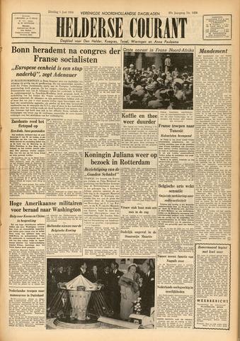 Heldersche Courant 1954-06-01