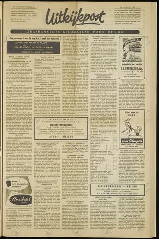 Uitkijkpost : nieuwsblad voor Heiloo e.o. 1961-08-17