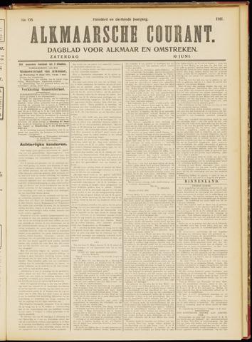 Alkmaarsche Courant 1911-06-10