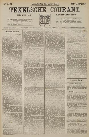 Texelsche Courant 1911-06-15