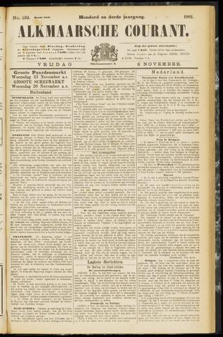 Alkmaarsche Courant 1901-11-08