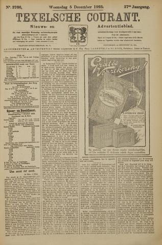 Texelsche Courant 1923-12-05
