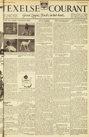 Texelsche Courant 1956-08-15