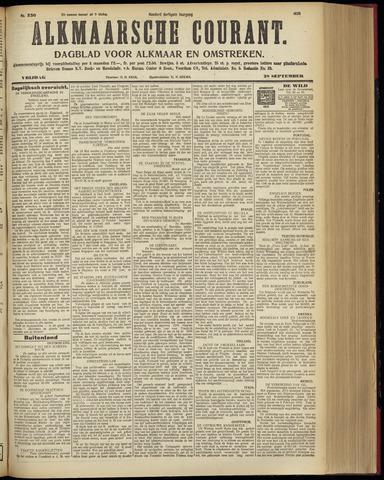 Alkmaarsche Courant 1928-09-28
