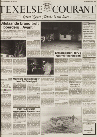 Texelsche Courant 1996-10-18