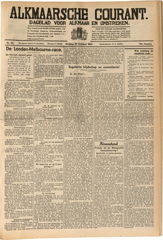 Alkmaarsche Courant 1934-10-26