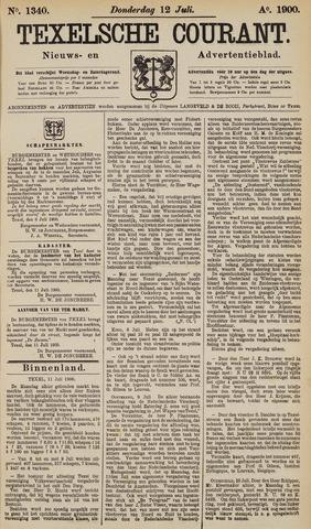 Texelsche Courant 1900-07-12